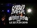 Oxidised Razor - Full Set Multicam - Violent Apes Fest - 22/06/2018