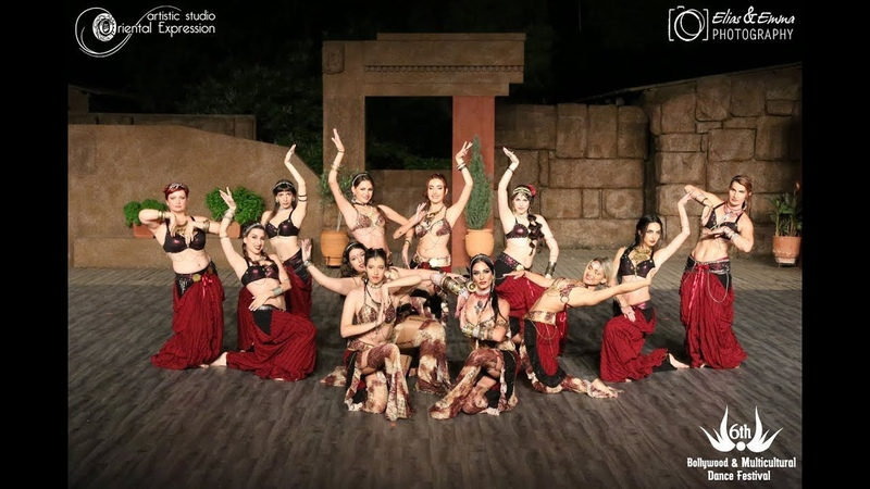 Tribal Fusion by Kalypso @ 6th Bollywood Multicultural Dance Festival