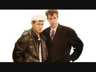 Pet Shop Boys. Domino Dancing 1988