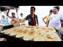 The ULTIMATE Dosa Breakfast at RAM KI BANDI Flower Market Visit Hyderabad India