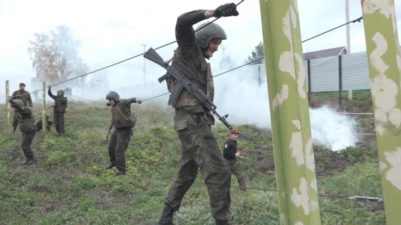 UTV Ежегодно 30 девушек из Башкирии поступают на военную службу по контракту