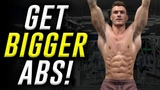 Full Weighted Six Pack Workout for Bigger Abs (4 Exercises!)