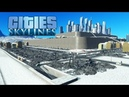 Стрим! Cities Skylines - Восстанавливаемся после цунами, Адронный коллайдер и много другое! 50