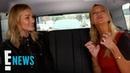 Рози рассказывает E News про первое свидание в роли родителей Rosie Huntington Whiteley Jason Statham's First Date Night as Parents