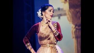 Kanha Main Tose Haari | LIVE Kathak Bollywood dance performance by Svetlana Tulasi