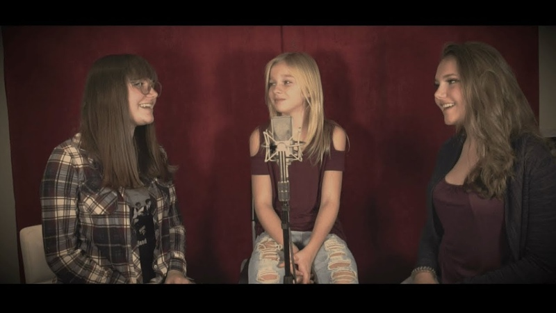 Drummer Boy Peace on Earth cover by Jadyn Rylee with Alyssa and Ainsley