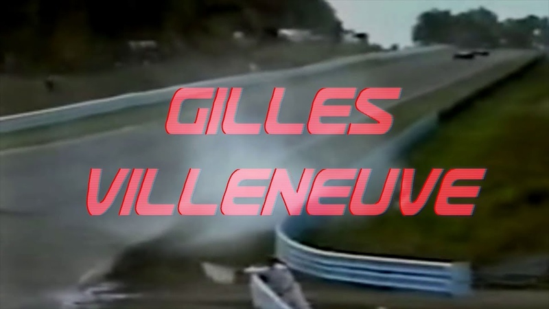 Powder Slut - Gilles Villeneuve