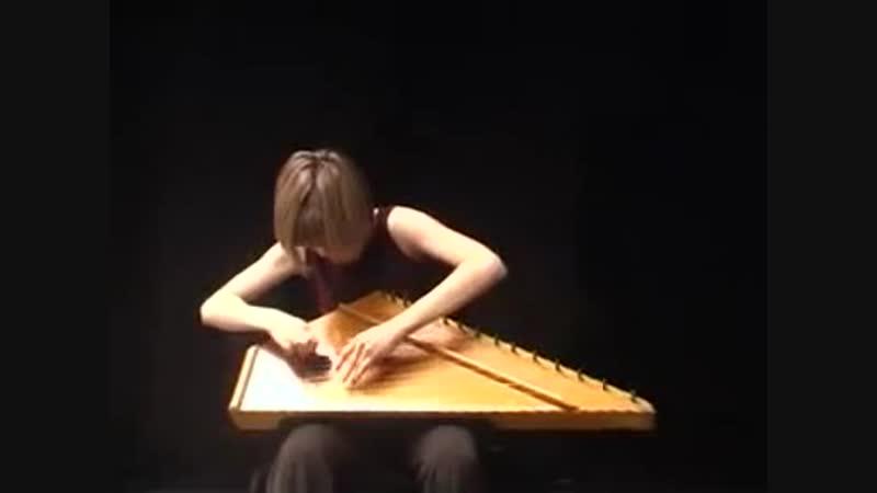 2 56 минут Гусли душевная музыка Gusli Lullaby by Shakhanov 1