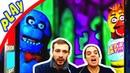 БолтушкА, ПРоХоДиМеЦ и третья НОЧЬ с Мишкой ФРЕДДИ! 211 Игра для Детей - 5 ночей с Фредди