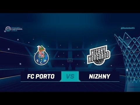 FC Porto v Nizhny Novgorod - Full Game - Qualification Round 1 - Basketball Champions League 2018-19
