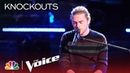 Jake Wells Puts a Unique Spin on Yellow - The Voice 2018 Knockouts