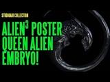 The studioADI Collection - Alien3 Poster Queen Alien Embryo