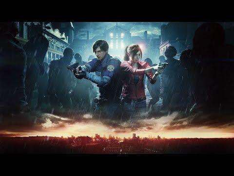 [18] Шон играет в Resident Evil 2 1-Shot Demo (PS4 Pro, 2019)