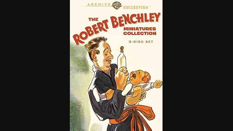 Robert Benchley How to Behave (1936)