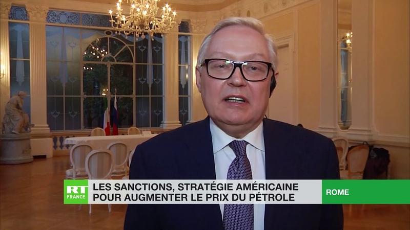 Le prix du pétrole augmente suite aux sanctions américaines contre l'Iran et le Venezuela