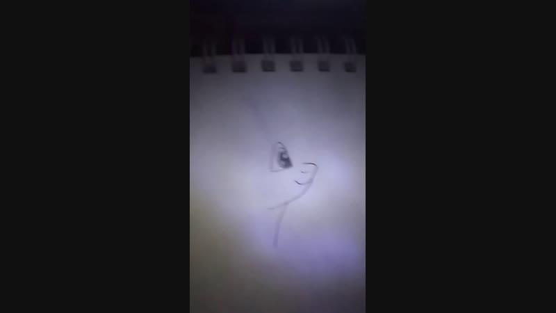 Рисую Флаттершай