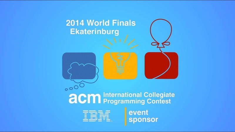 ACM ICPC 2014 RULES