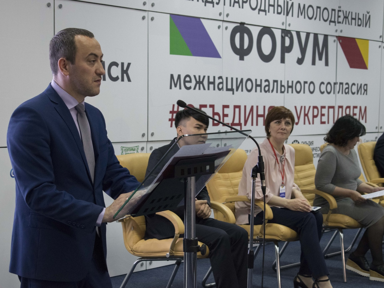 МАНР Укрепляя_Объединяем Омск
