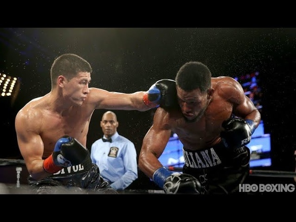 Dmitry Bivol Vs Sullivan Barreira | HD