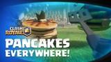 Clash Royale Mini P.E.K.K.A - Pancakes Everywhere!