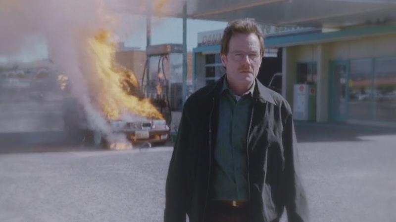 Badass Walter White Scene Pack | 1080p Logoless (Breaking Bad)