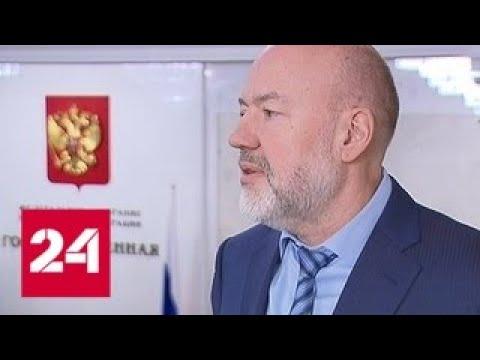 Павел Крашенинников за криминальное лидерство теперь можно получить статью - Россия 24