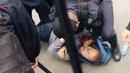 СРОЧНО⚡️Жёсткие задержания на массовом протесте в Москве