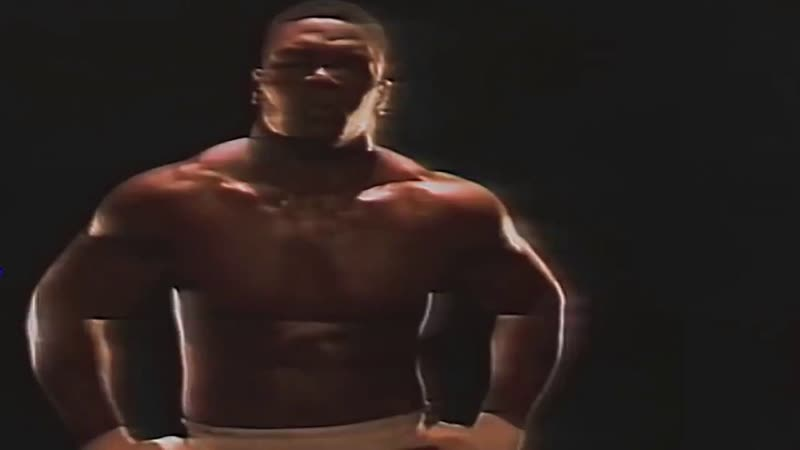 Tyson Boxing Iron Mike