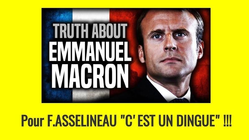 Quand le président MACRON humilie la France... Vu par F.Asselineau (Hd 720) Remix