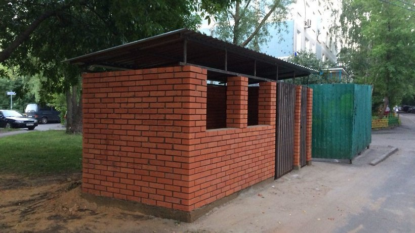 Более 30 контейнерных площадок реконструируют в Савеловском