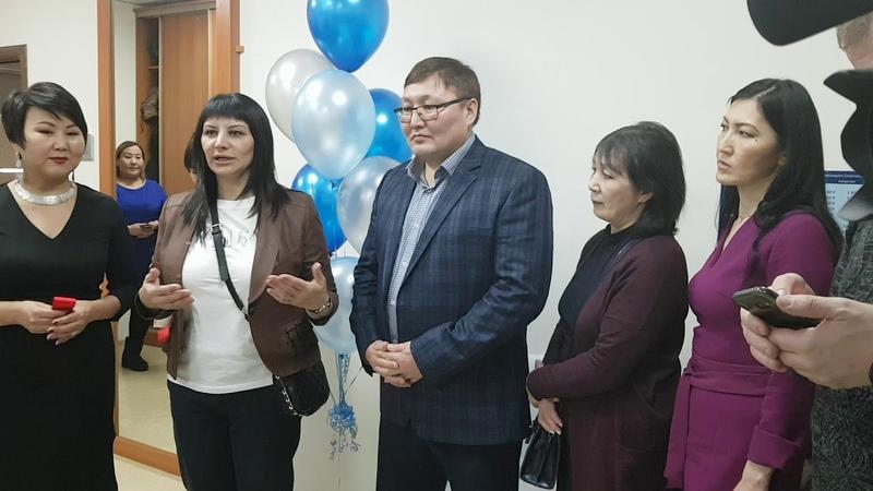 Выступление Топ Лидера Савият на открытии офиц. офиса Loany24 в Якутске .