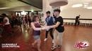 Antonio Stefano Estelle bachata social dancing @ LA ROCHELLE LATIN FESTIVAL SBK