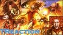 Моя реакция на Люди-Икс Темный Феник TREACTION