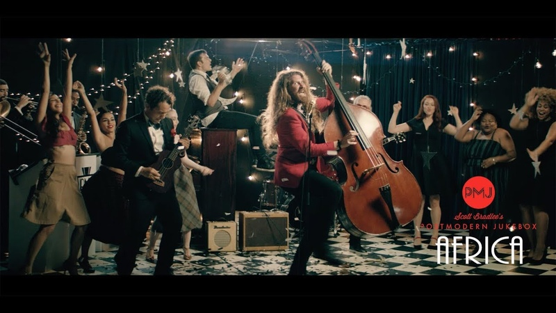 Africa ('50s Style Toto Cover) - Postmodern Jukebox ft. Casey Abrams Snuffy Walden