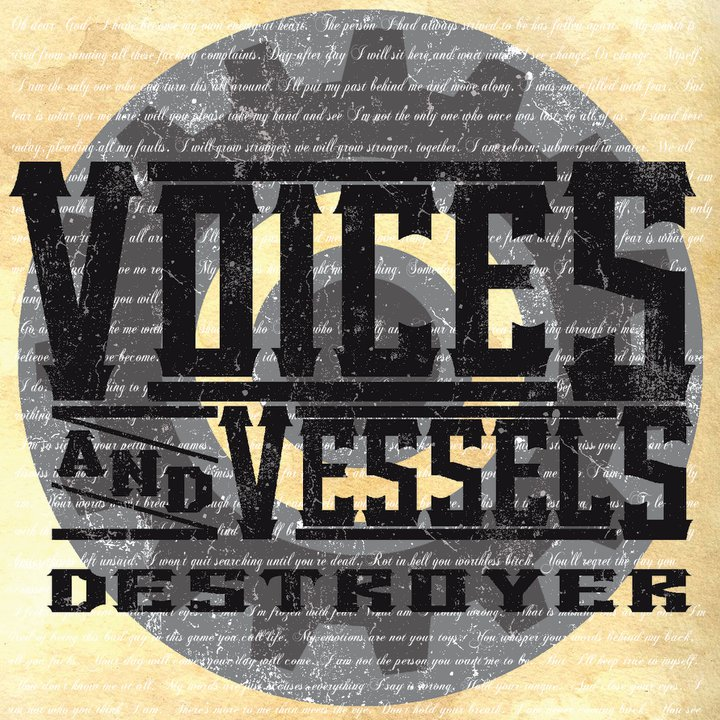 Voices and Vessels - Destroyer [EP] (2011)
