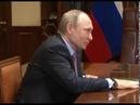 Владимир Путин поздравил ярославского губернатора Дмитрия Миронова с юбилеем