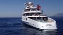YAS (Swift) 141 Mega yacht conversion from Dutch Frigate