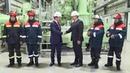 Трансляция с подстанции «Майя» в связи с присоединением двух энергорайонов Якутии к ЕЭС России