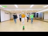 Dance Practice   PENTAGON (펜타곤) - 청개구리 (Naughty boy)