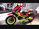 2018 Honda X-ADV 750 Customized by Aroni Moto - Walkaround - 2017 EICMA Milan
