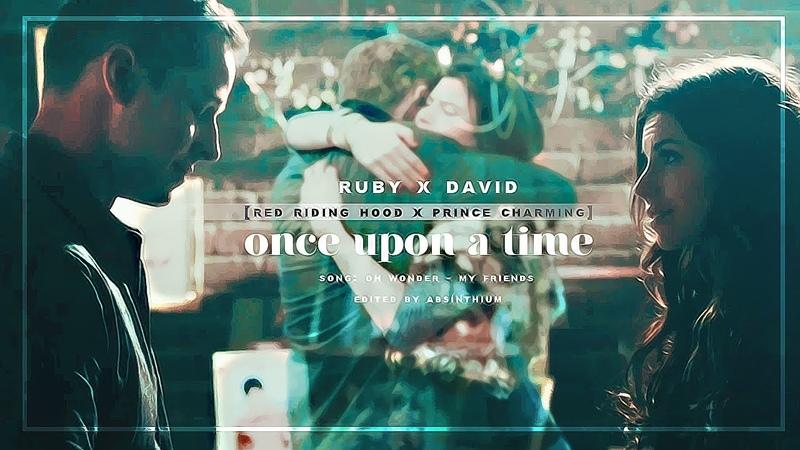 ■ ruby lucas david nolan [ouat | redcharming] » my friends