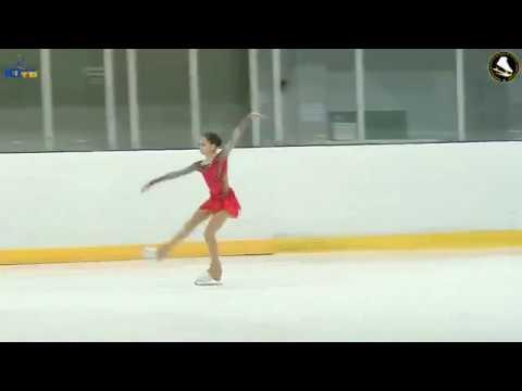 Камила Валиева (2006) ПП , КМС 13.01.2019 Кубок города Москвы