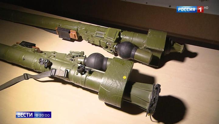 Украинские военные продали защитникам ДНР два ПЗРК Игла
