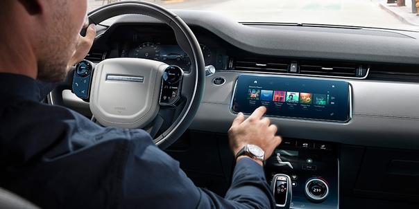 Range Rover представил Evoque нового поколения.