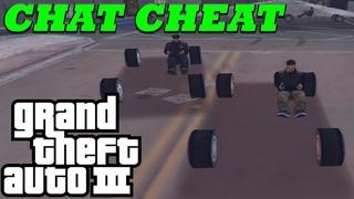 Viewers Control The Cheats During GTA III Speedrun!
