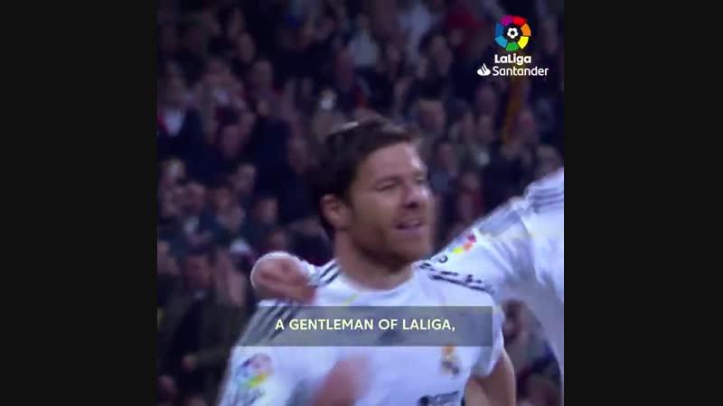 Хаби Алонсо - главный джентльмен испанского футбола