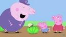 Свинка Пеппа и равлык 🤣 Рванына подползла 😅 озвучка Томаш Кудрявый