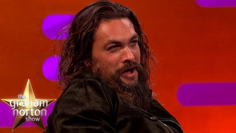Jason Momoa's Mother Has BRILLIANT Advice For Dancing The Graham Norton Show
