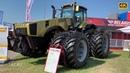Самый мощный трактор Беларус-5022