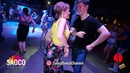 Sergey Shepilov and Irina Elohova Salsa Dancing at After Party of The Third Front, Monday 06.08.2018